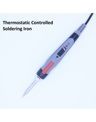 Thermostatic Controlled Soldering Iron